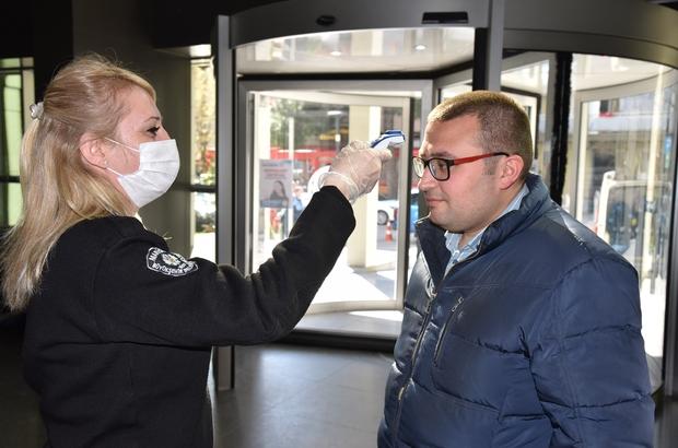 İçişleri Bakanlığı, Özel Güvenliklerin Termal Kamera ve Ateş Ölçer Kullanımı Konusunda Noktayı Koydu