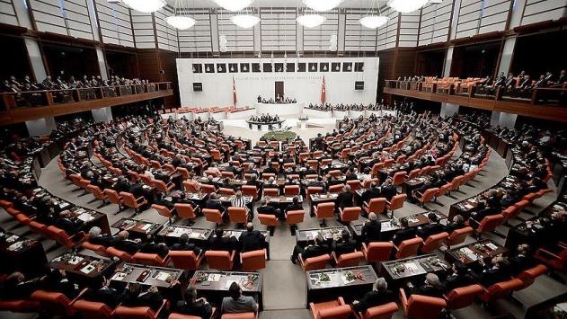 İçişleri Bakanlığı teklifinin ilk 10 maddesi kabul edildi