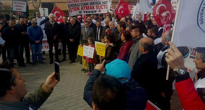 Loomis Türkiye' de Sendika Düşmanlığı