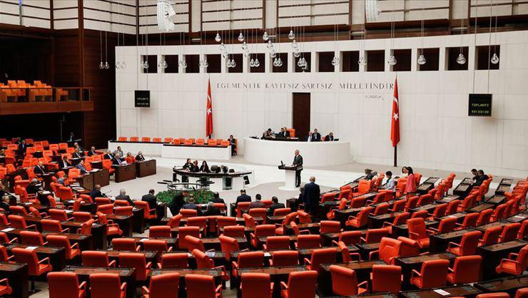 MHP Milletvekili Kılavuz, TYP'li Özel Güvenliklerin Sorunlarını Meclise Taşıdı