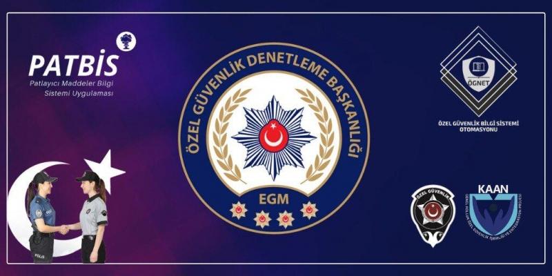 Özel Güvenlik Denetleme Başkanlığı İlk Defa Özel Güvenlik Logosunu Yayınladı