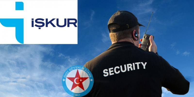 Özel Güvenlik Görevlisi Mayıs Ayı İŞKUR Başvurusu