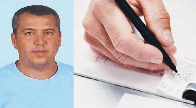 Özel Güvenlik Görevlisi İkiz Çek İle Dolandırıldı