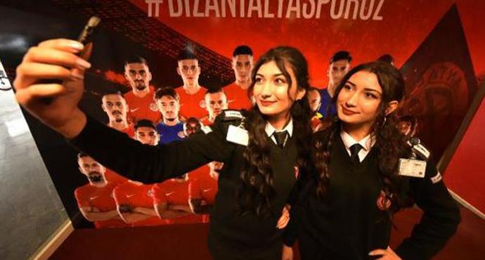 Özel Güvenlik İkizler Damla ve Pınar'ın Hayali..