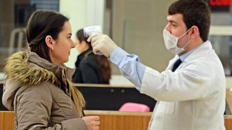 Samsun Adliyesi'nde Koronavirüs Önlemleri