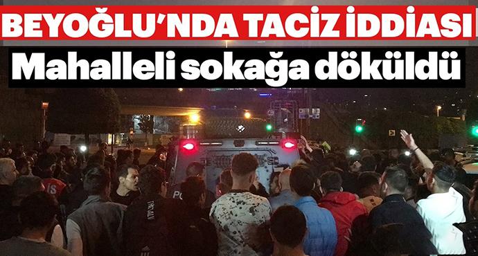 Taciz İddiası Özel Güvenlik Görevlileri, Şüpheliyi Yakalayarak Polise Teslim Etti