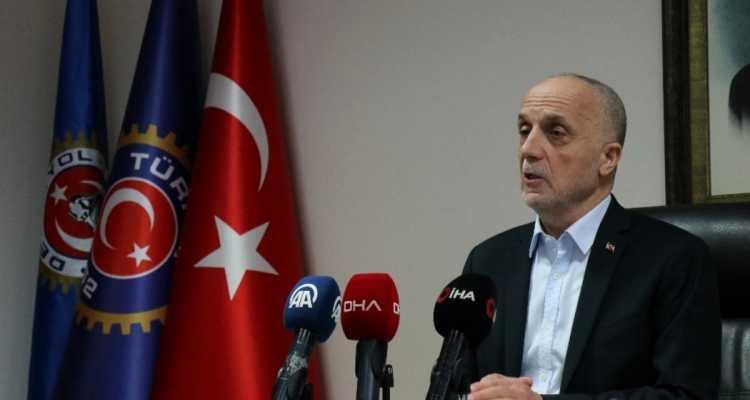 Türk-İş'ten Bütün Siyasi Partilere Çağrı