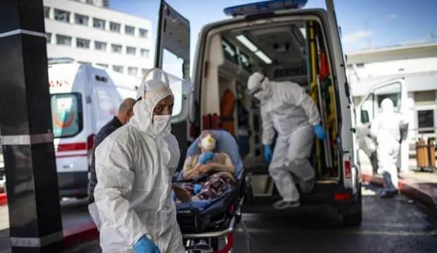 Aralarında Özel Güvenlik Görevlisinin de Bulunduğu 50 Sağlık Çalışanın Korona Testi Pozitif Çıktı