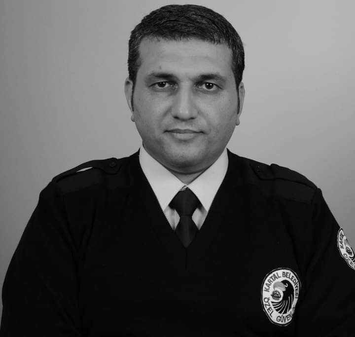 Kartal Belediyesi Çalışanı Özel Güvenlik görevlisi Koronadan Hayatını Kaybetti