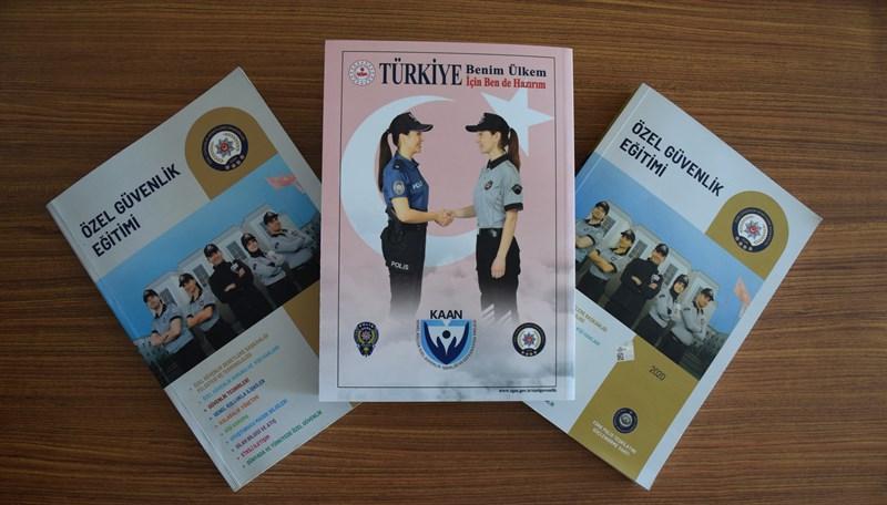 Özel Güvenlik Eğitim Kitabı Çıkarıldı