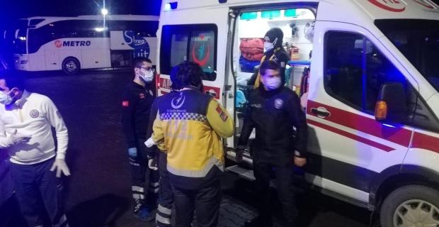 Özel Güvenlik Görevlisini Yaralayan Şahıs Tutuklandı