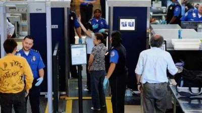 ABD'de havaalanlarında güvenlik önlemleri artırıldı