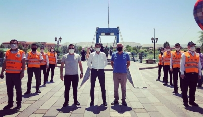 Avanos Belediyesi Özel Güvenlik Göreve Başladı
