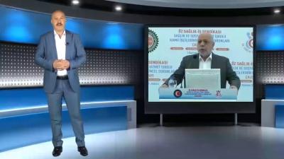 HAK İŞ Genel Başkanı Mahmut ARSLAN'nın Leş Kargaları Benzetmesine Tepkiler Büyüyor