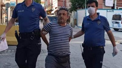 Kadın güvenlik görevlisine saldıran zanlı kamu görevlisine mukavemet suçundan tutuklandı