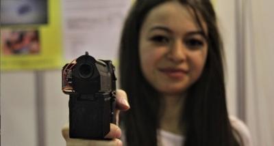 Liseli Genç Yaptığı Mekanizmayla Güvenlik Güçlerinin Hayatını Kurtaracak