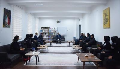Okullardaki Özel Güvenlik Görevlileriyle Toplantı Yapıldı
