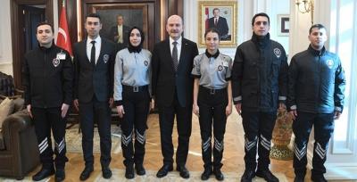 Özel Güvenlik Görevlilerinin Tek Tip Kıyafeti Açıklandı