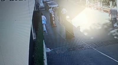 Özel Güvenlik Görevlisinin Dikkati Kadın Cinayetini Önledi