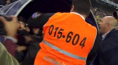 Özel Güvenlik Görevlisine Yumruk Atan Tolga Zengin'e 1 Maç Men ve 13 Bin TL Para Cezası