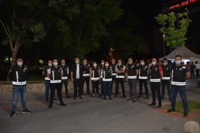Özel Güvenlikler Kızılay'a Kan Bağışında Bulundular