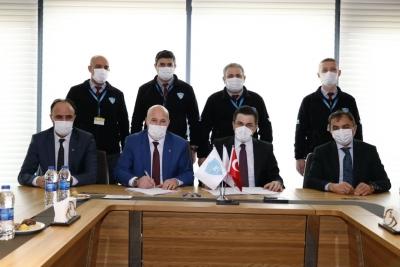 PTT PAL'de çalışan özel güvenlik görevlileri için 2. kez toplu iş sözleşmesi imzalandı