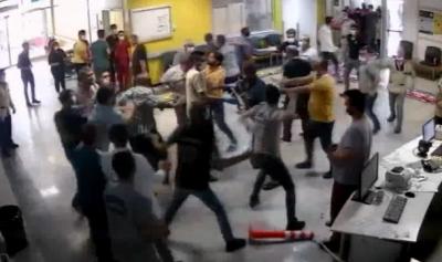 Şanlıurfa'da Hastane Güvenliğini Darp Eden 2 Kişi Tutuklandı