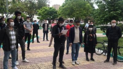 Şanlıurfa'daki Özel Güvenliklerden Daimi Statü Talebi