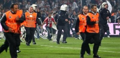 Yine Gaziantepspor Yine Güvenlik Cezası