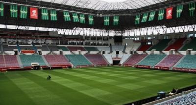 Ziraat Türkiye Kupası finaline dev önlem