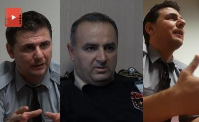 Siirt Devlet Hastanesi Güvenlikleri Konuştu.