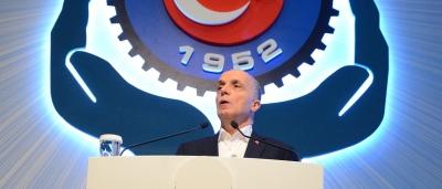Türk-İş Genel Başkanı Ergün Atalay'dan Taşerona Kadro Açıklaması